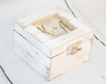 Ring Box Engagement Gift