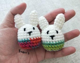 Bunny Amigurumi, egg bunny toy, Easter bunny