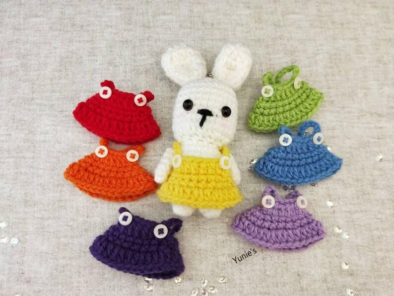 Amazon.com: Plush stuffed crochet bunny rabbit toy - baby shower ... | 596x794