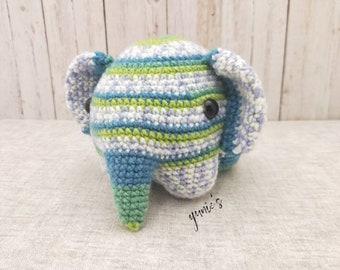 Elephant amigurumi, Stuffed toy elephant, Elephant Crochet amigurumi, Amigurumi Elephant, Stuffed Elephant, Crochet Elephant, Elephant Plush