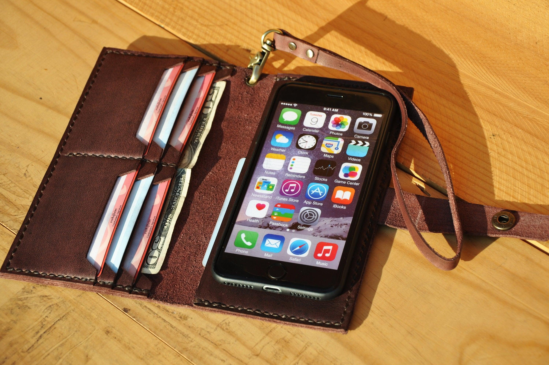 quite nice 183b4 d4943 wristlet iphone xr case leather iPhone xs wallet case iPhone x wallet case  iPhone xsmax case leather iPhone 7 plus monogram vintage case