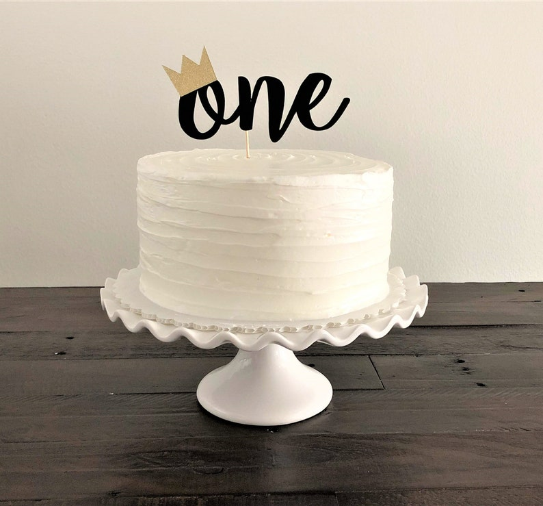 Wild One Cake Topper First Birthday Theme