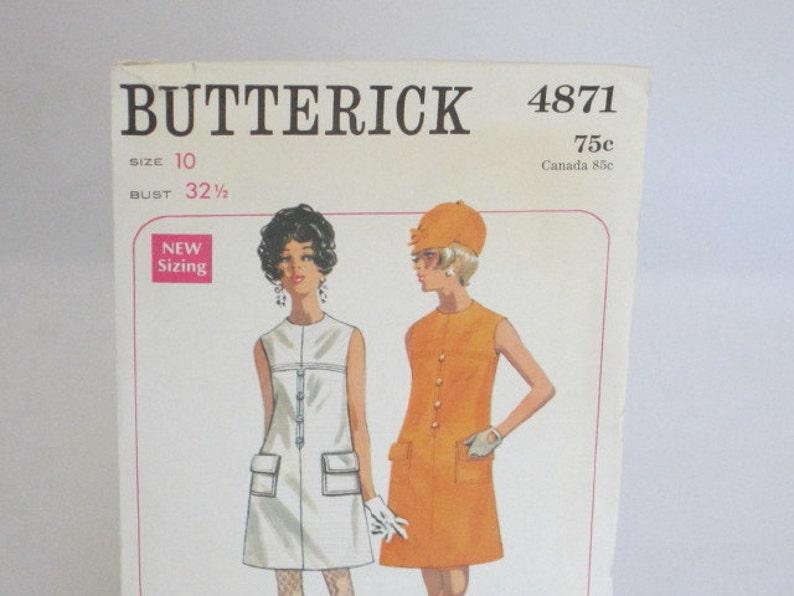Cute Vintage Dress Pattern