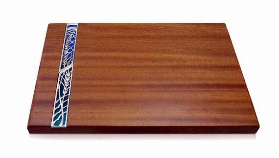 Mahogony wood breadboard maple wood breadboard nut wood breadboard christmas gift