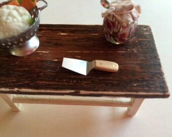 Kitchen Spatula - Espátula de cocina. 1:12 scale Dollhouse Miniature.