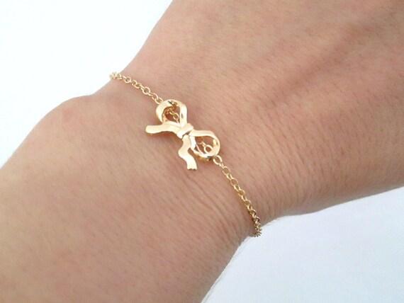 or bracelet noeud amiti bracelet demoiselle d 39 honneur etsy. Black Bedroom Furniture Sets. Home Design Ideas