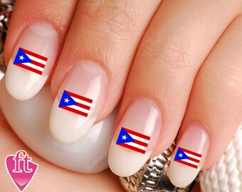 Puerto Rico Decal Etsy