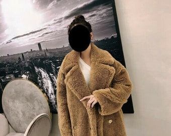 hot products best cheap newest collection Alpaka pelz mantel | Etsy