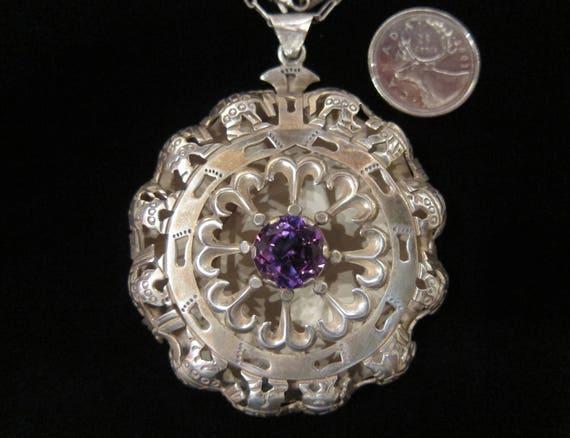 Turkish Handmade Jewelry 925 Sterling Silver Alexandrite Earring SM