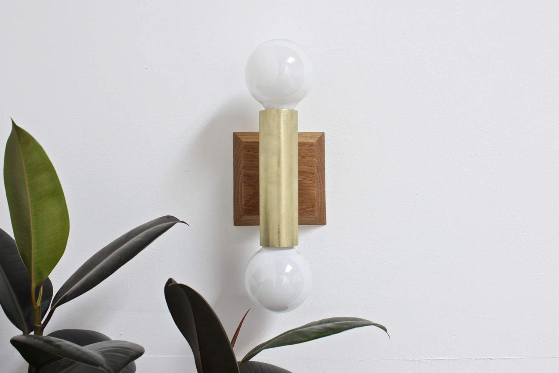Wall Lamp Brass Sconce Bathroom Lighting Night Light Mid