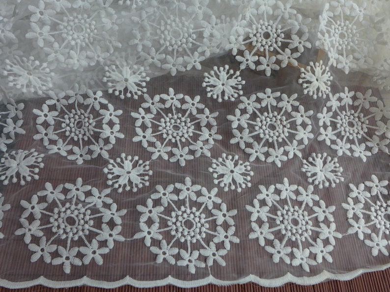 Veils Costume Design White Snows Fabric Organza Tulle Fabric for Bridal Curtains