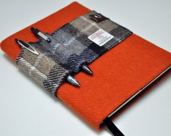 Harris Tweed Tech coversHobonichi covers by EsplanadeLondon