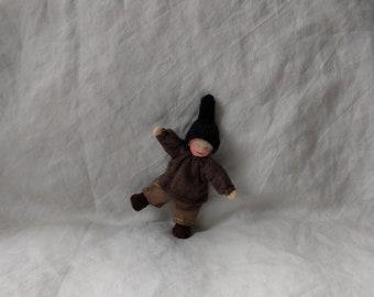 Biegepüppchen-Junge 10,5 cm