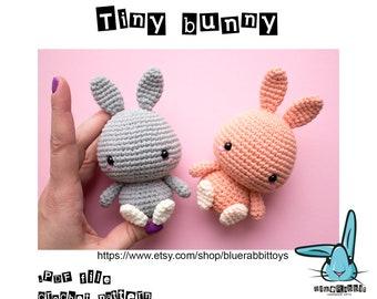 Amigurumi Bunny- Free Pattern | Crochet rabbit, Crochet amigurumi ... | 270x340