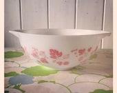 Retro 1960 39 s JAJ Pyrex Pink Gooseberry Cinderella Bowl
