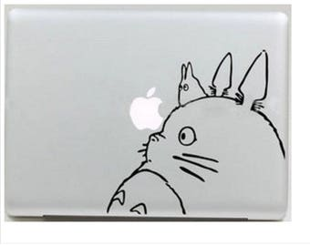 Skin Stickers Totoro Branch Macbook 13 inch decal sticker for Apple Laptop