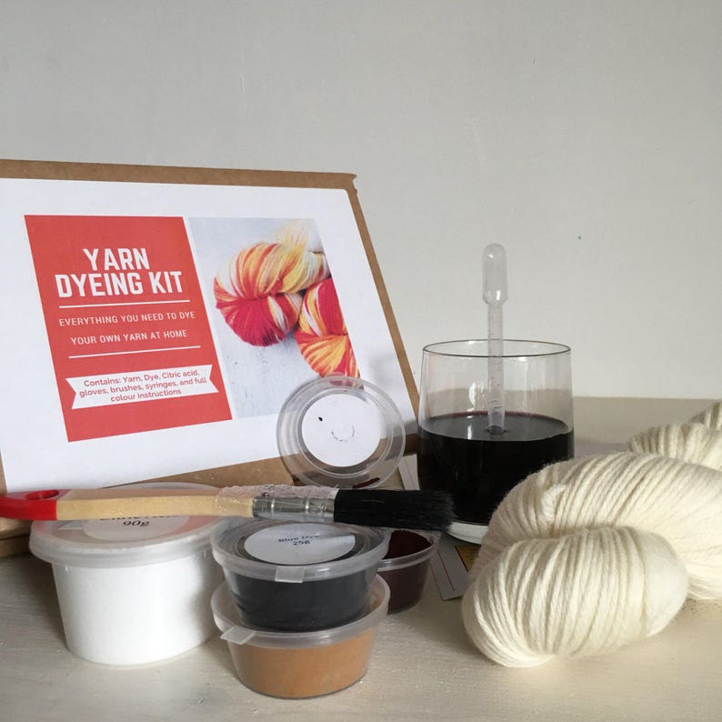 Dye your own yarn at home Undyed Yarn Yak Bamboo luxury blend perfect for knitting and crochet lovers