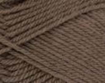 Rowan Pure Wool  Worsted Yarn Color 105 Cocoa Bean.