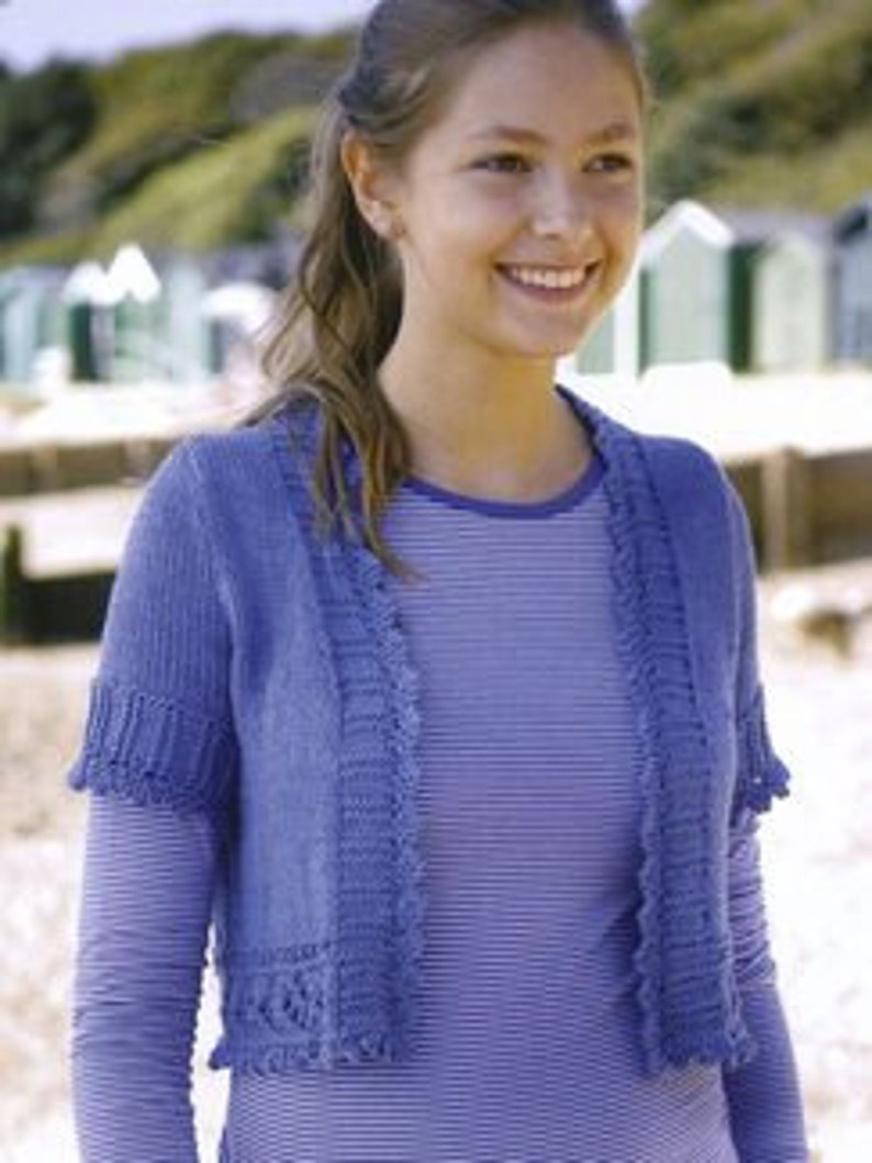 Knitting  Pattern Book Louisa Harding Beresford Beach