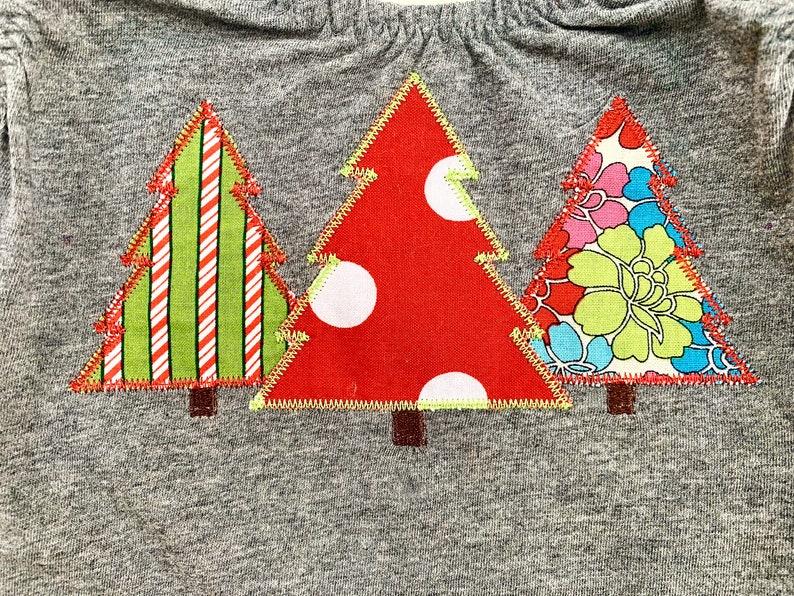 Custom Leotard Christmas Tree Leotard Leotard for Girls Christmas Leotard Girls Christmas Leotard
