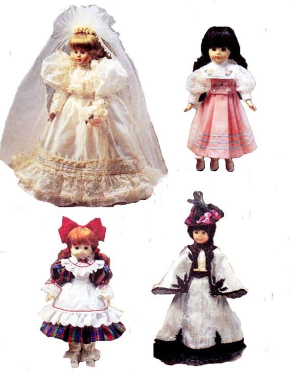 Vintage 1990s Sewing Pattern McCalls 5907 Victorian Wedding | Etsy