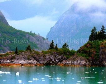 Alaska Photography on Canvas, Photo on Canvas, Mountain Photography, Nature Photography, Landscape Art,Landscape Photography, Art on Canvas