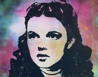 Judy Garland / Dorothy Art Print - Artist Ray Ferrer