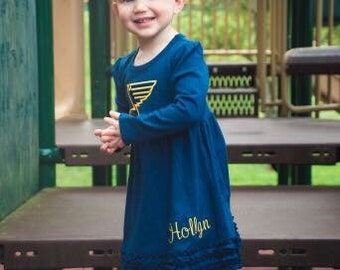 531899f2969 St. Louis Blues dress