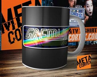 Retro Video Games Classic Computers Commodore Amiga Gremlin Graphics Interactive Logo Mug