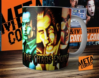 The Chaos Engine - Retro Eighties Game Mug