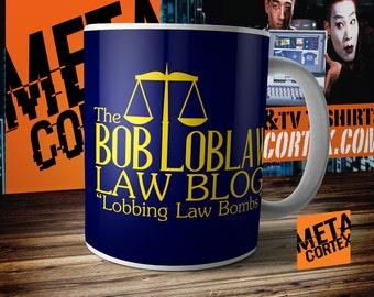 Arrested Development - The Bob Loblaw Law Blog Mug