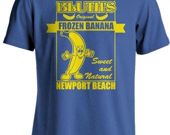 Arrested Development - Bluth's Original Frozen Banana T-shirt