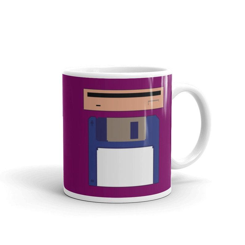 Amiga Kickstart Workbench Tick Mug