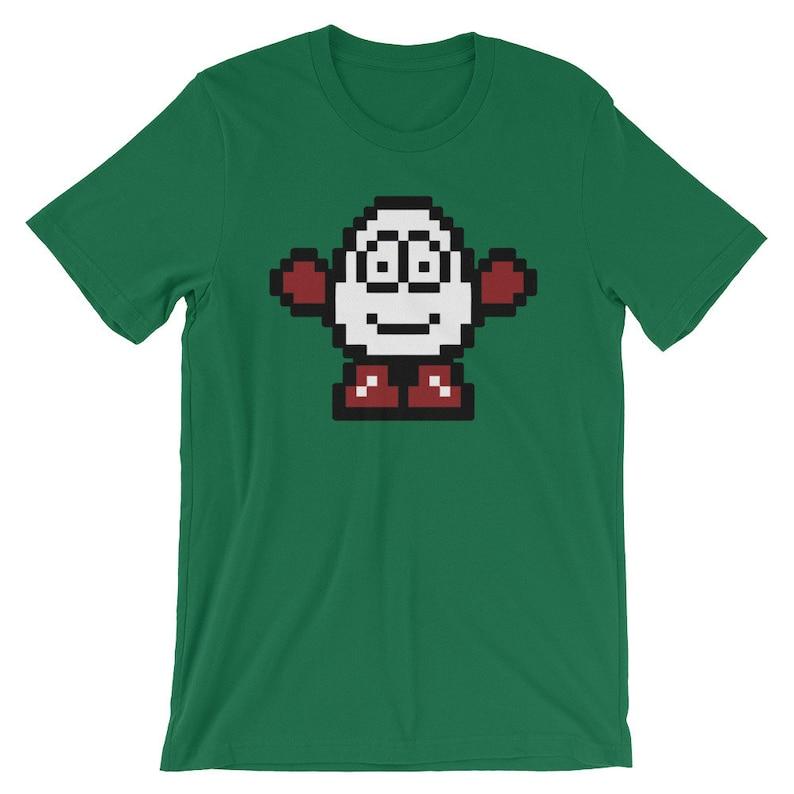 Spectrum Dizzy Gaming Character T-shirt for Men