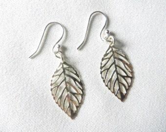Necklace Silver Earrings  Minimalist Earrings Dangle Earrings Gift For Her Everyday Earrings Under 20 Dollars