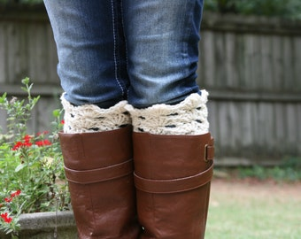Boot Cuffs - Many Colors Available
