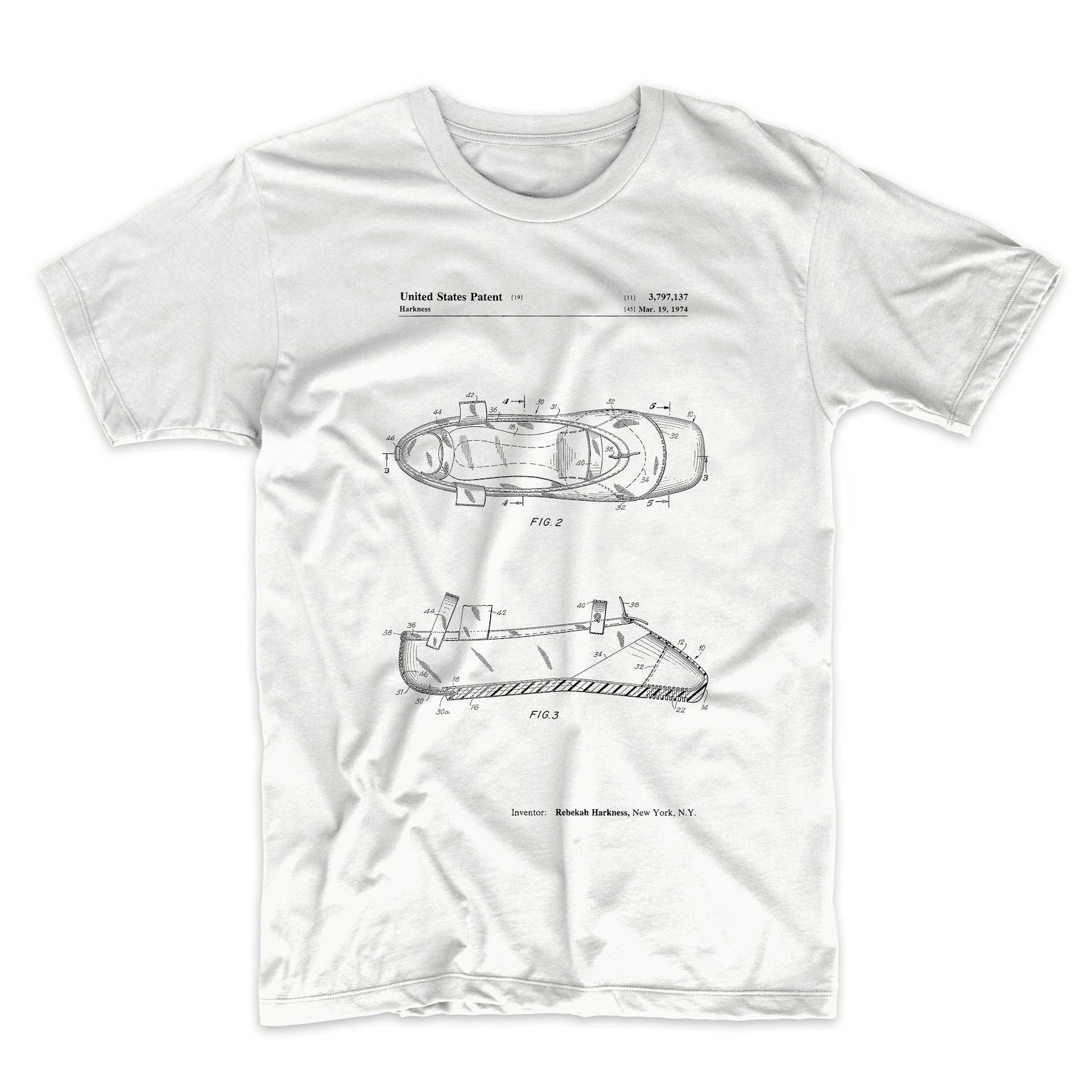 ballet slipper patent t shirt, ballerina gift, dance studio, ballet shoe, ballerina shirt, pp0267