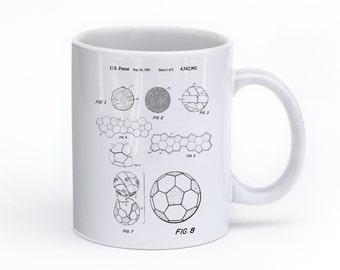 Soccer Ball 1985 Mug, Soccer Cups, Soccer Coach Gifts, Soccer Gifts, PP0054