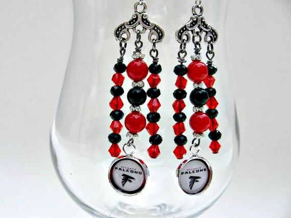 Atlanta Falcons Jewelry Football Jewelry Atlanta Falcons  cc989e684096