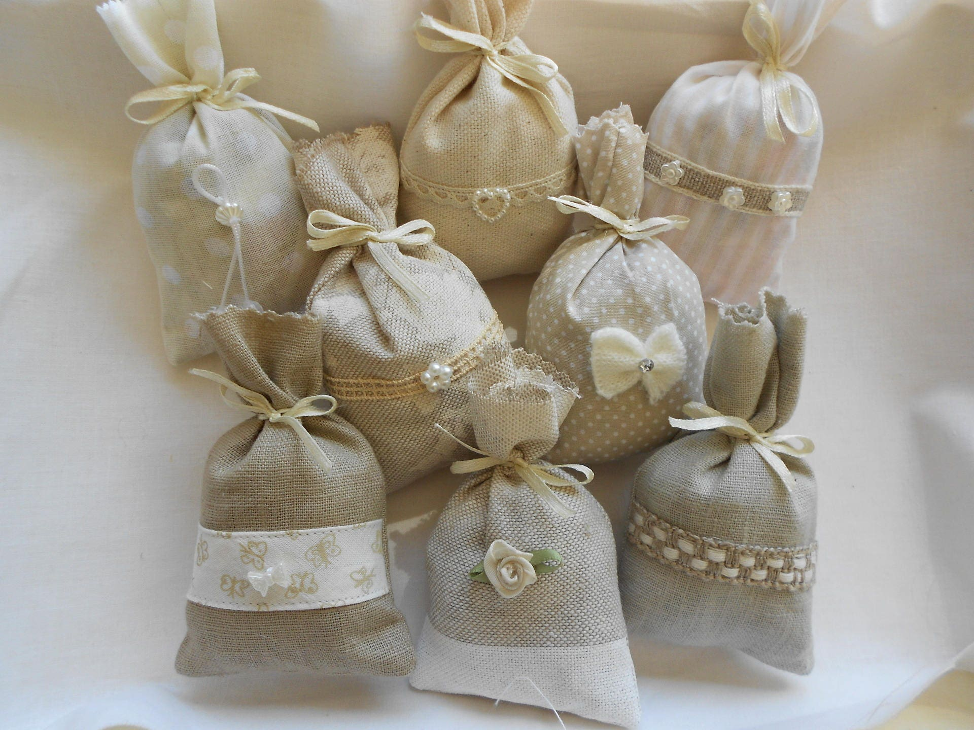 SACHET PARFUME LAVANDE De Provence Collection Shabby