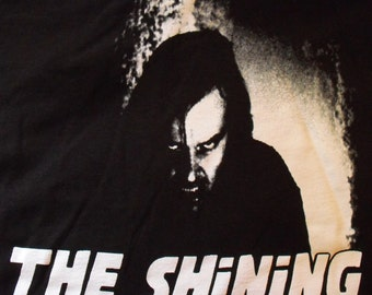 763d9b98bf9 THE SHINING SHIRT all work and no play makes jack a dull boy horror scary  movie
