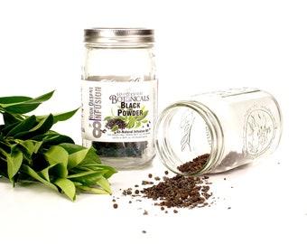 Black Powder (Black Pepper and Gunpowder Green Tea) Infusion Kit