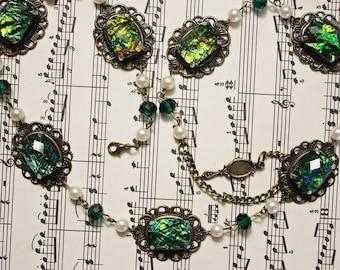Treasure~ Noble Mermaid Fantasy Necklace Necklace