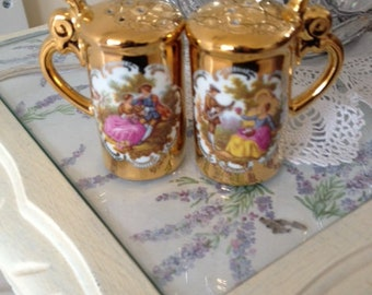 Fragonard Salt & Pepper Set
