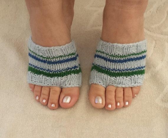 Knitting Pattern Flip Flop Socks Pattern Soft Feet Savers Etsy