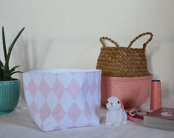 'CuTieCaT' Collection Fabric Basket