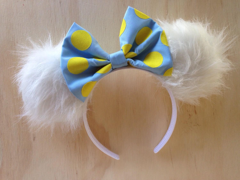 Quién engañó a Roger Rabbit orejas de Minnie Mouse