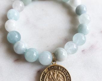St. Christopher bracelet