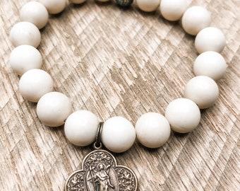 St. Raphael the archangel bracelet
