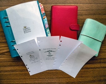 Ring Binder Education Pack, Diary, Planner, Notebooks (REDP)